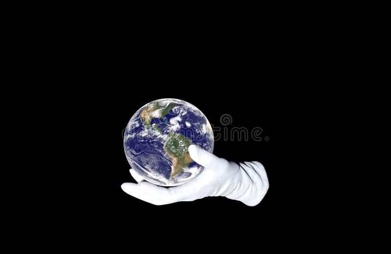 O mundo é meu fotos de stock