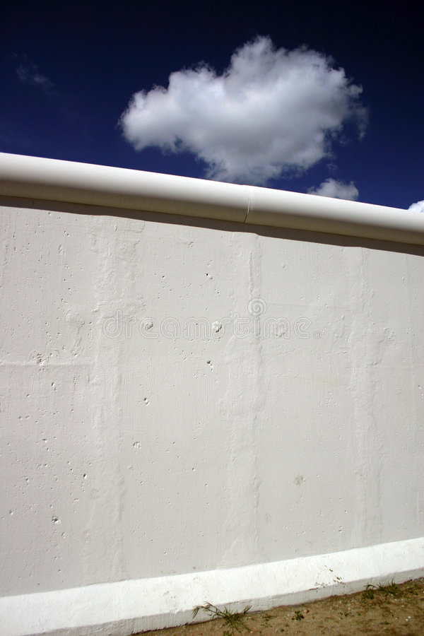 O muro de Berlim fotografia de stock royalty free