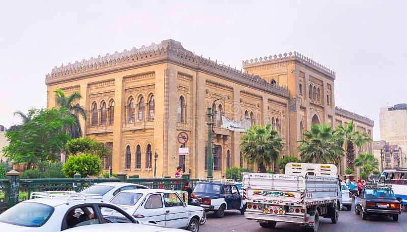 O museu imagens de stock royalty free