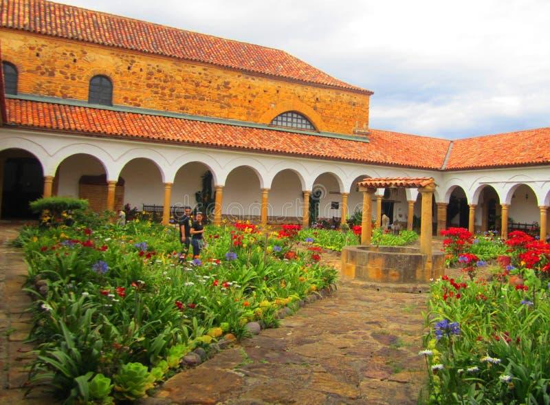 O museu do cana-de-açúcar situado em Cali, mostras a cultura e o estilo de vida associou com o cultivo dessa planta, Colômbia imagem de stock royalty free