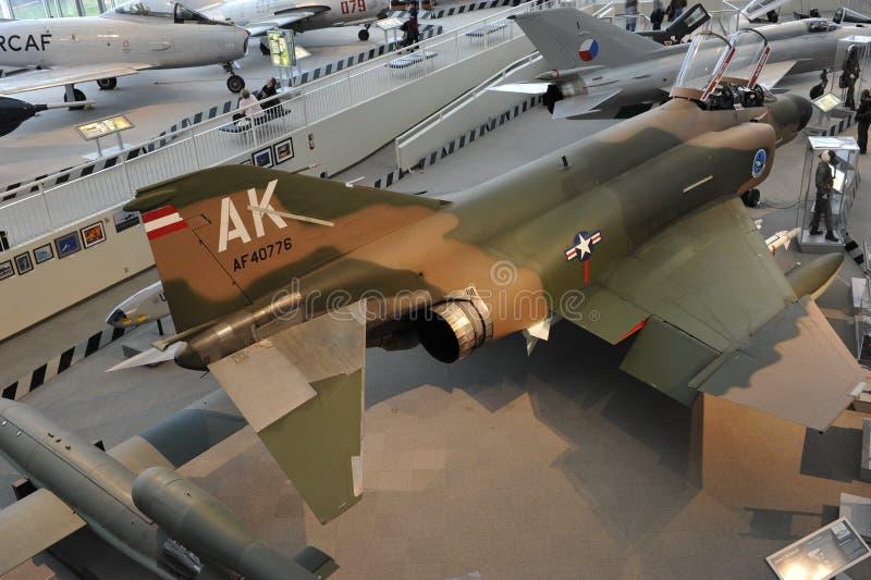 O museu do vôo, Seattle fotografia de stock royalty free