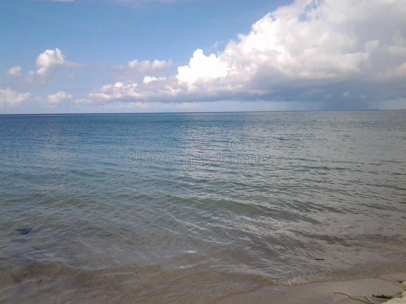 o oceano vie fotografia de stock royalty free