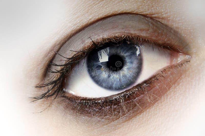O olho imagens de stock