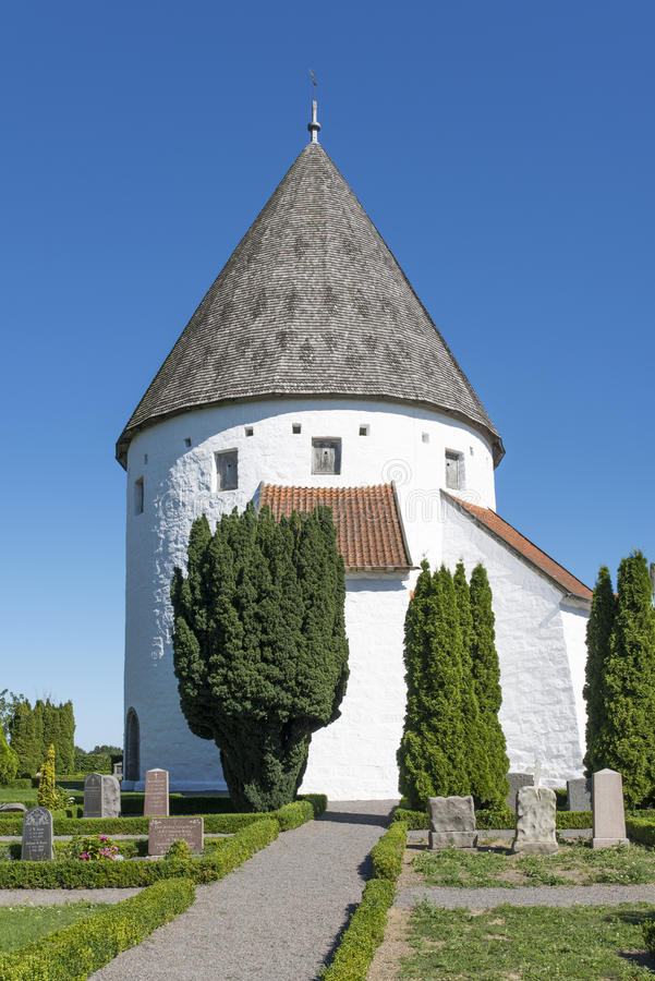 O Ols Kirke imagens de stock royalty free