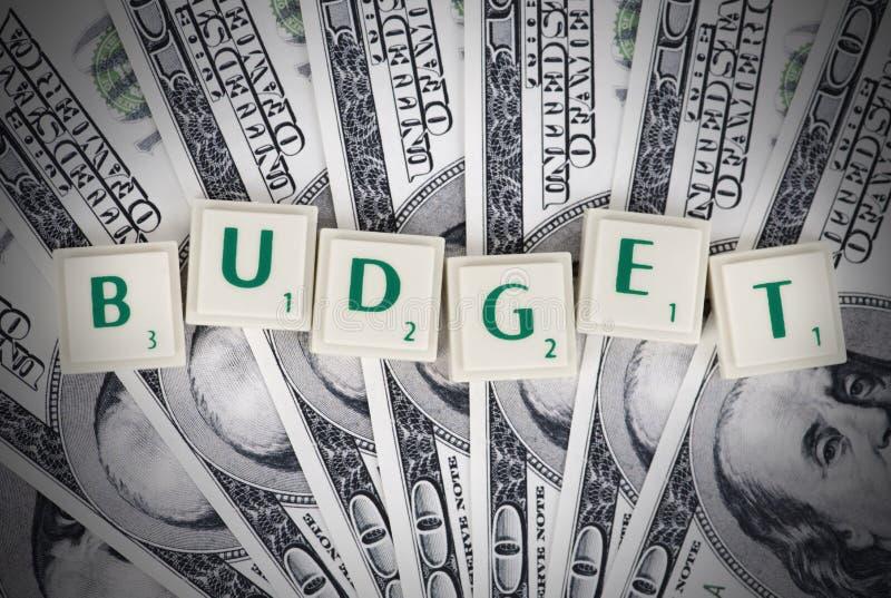 O orçamento canta imagem de stock royalty free