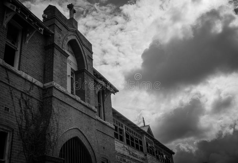 O orfanato de St John fotografia de stock royalty free