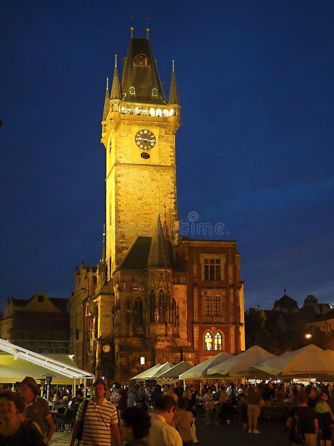 O Orloj em Praga - República Checa imagem de stock royalty free
