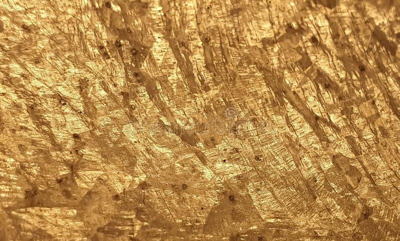 O ouro sae do fundo imagem de stock royalty free