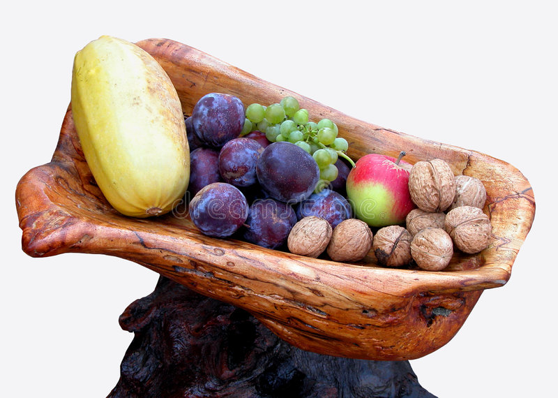 O Outono Frutifica Arranjo Fotos de Stock Royalty Free