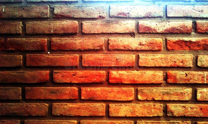 O outro tijolo na parede fotos de stock