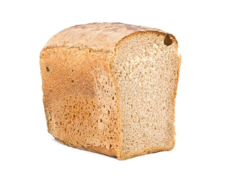 O pão é isolado fotografia de stock royalty free