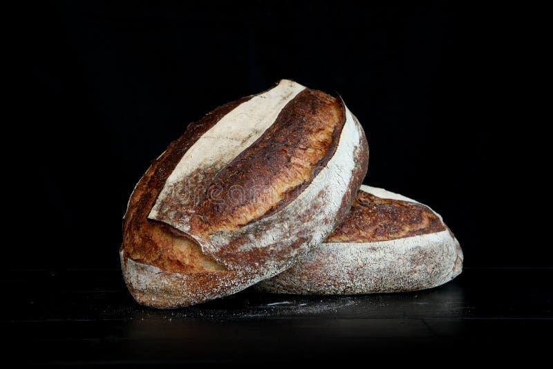 O pão de centeio fotos de stock