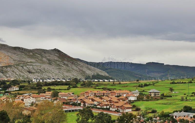 O país Basque imagens de stock royalty free