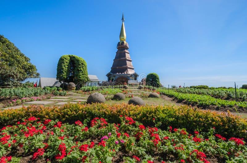 O pagode foto de stock