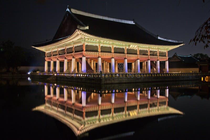 O palácio imagem de stock