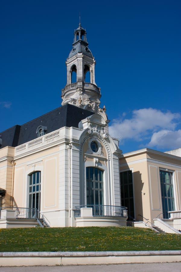 O palácio de Beaumont em Pau fotos de stock royalty free