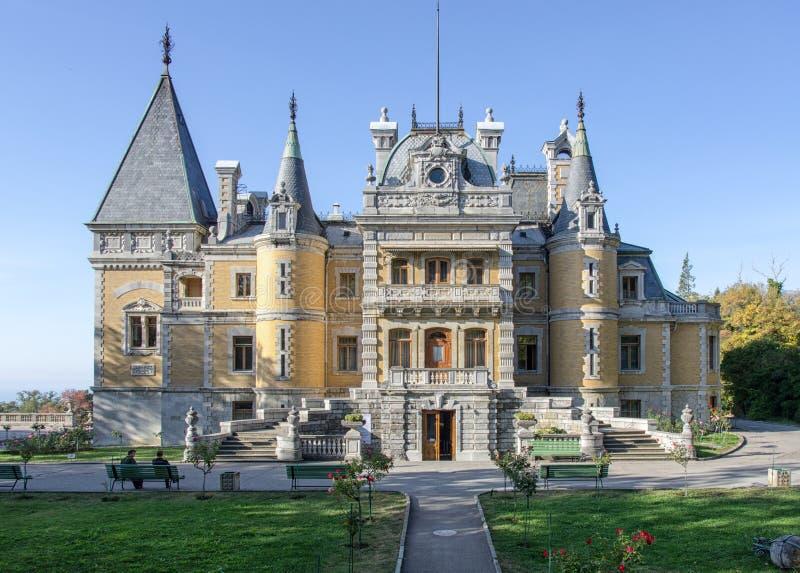 O palácio do cavaleiro foto de stock