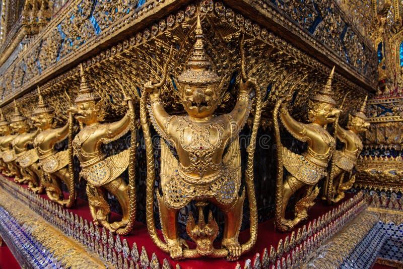 O palácio grande em Banguecoque Tailândia imagem de stock royalty free