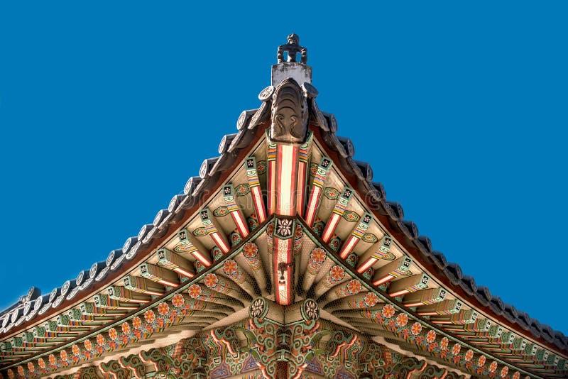 Kyongbok foto de stock