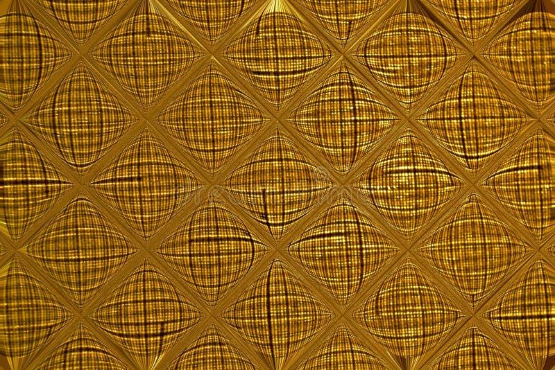 O pano transparente do pântano refletiu em uma telha de vidro foto de stock royalty free