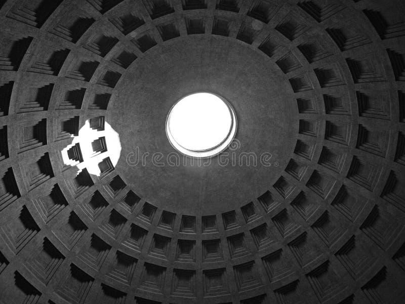 Download O panteão imagem de stock. Imagem de pantheon, temple - 12808835