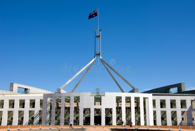O parlamento abriga imagem de stock