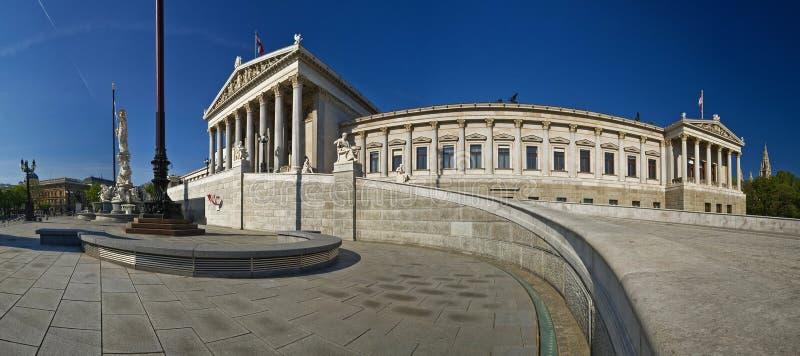 Download O parlamento austríaco imagem de stock. Imagem de panorama - 16874347