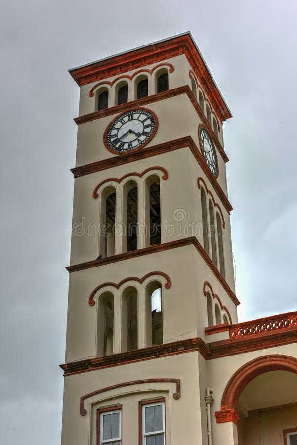 O parlamento de Bermuda fotos de stock royalty free