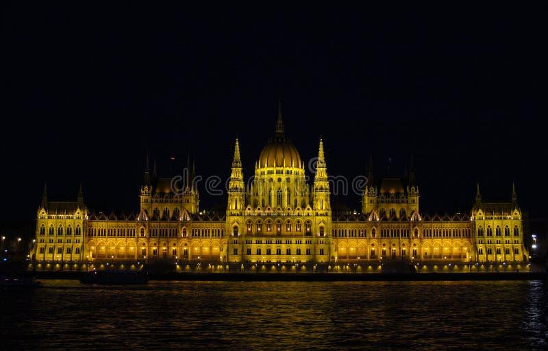 O parlamento em Budapest imagem de stock royalty free