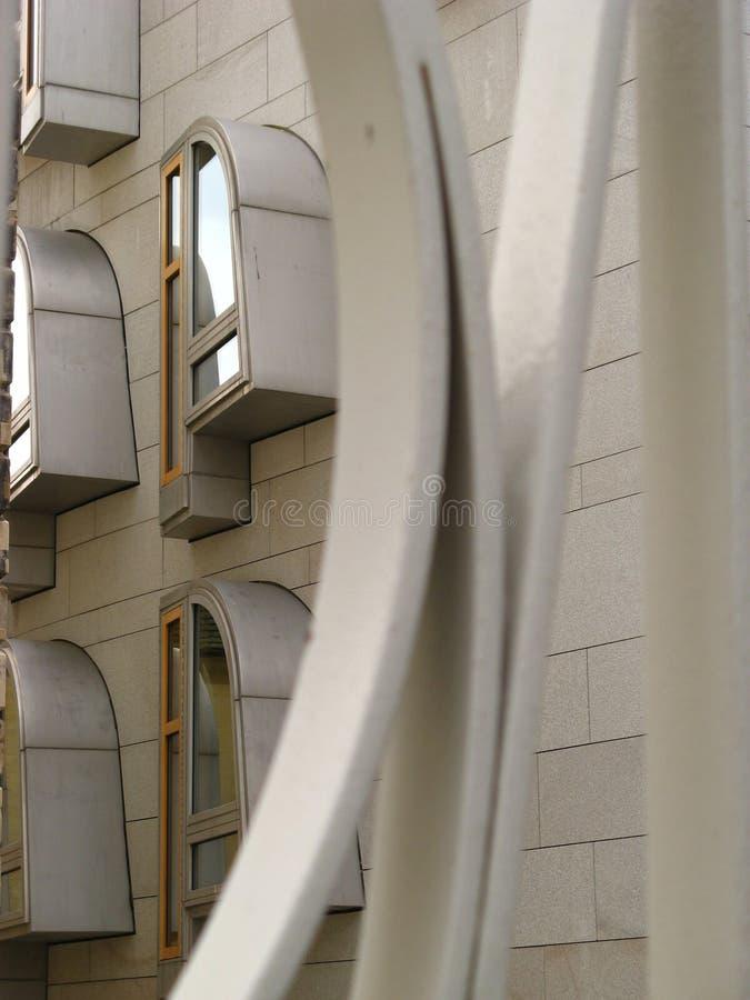 O parlamento escocês 04 fotos de stock