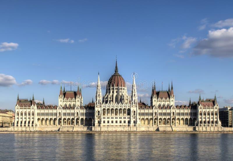 O parlamento húngaro foto de stock royalty free