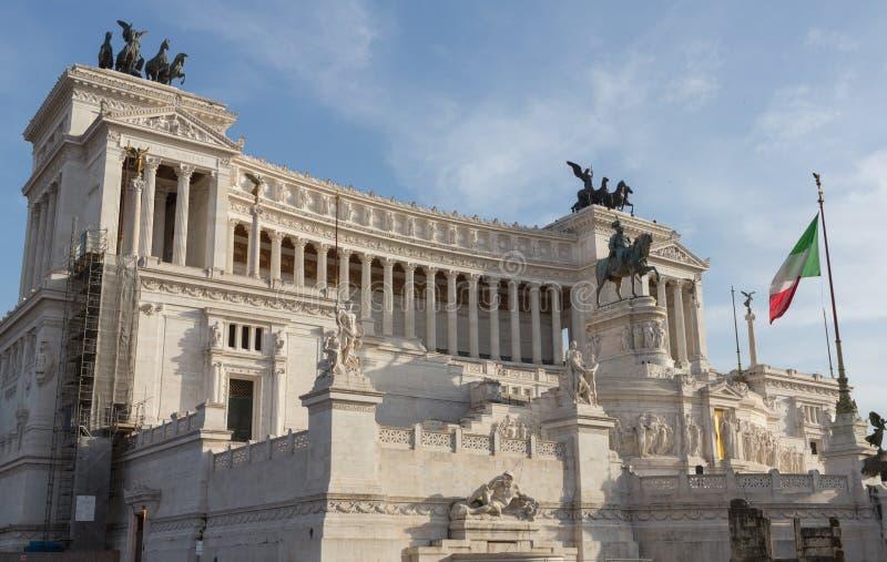 O parlamento italiano fotografia de stock royalty free