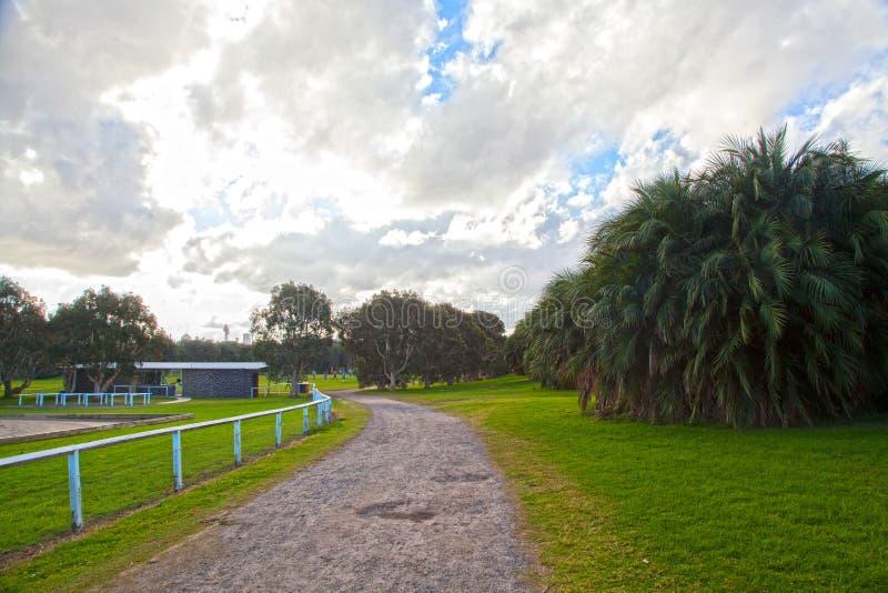 O parque centenário em Sydney fotos de stock royalty free
