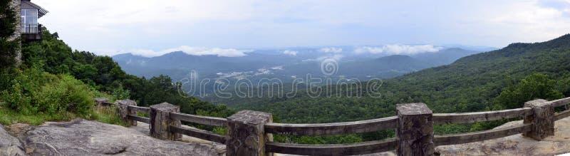 O parque estadual Geórgia da montanha de Black Rock negligencia imagens de stock royalty free