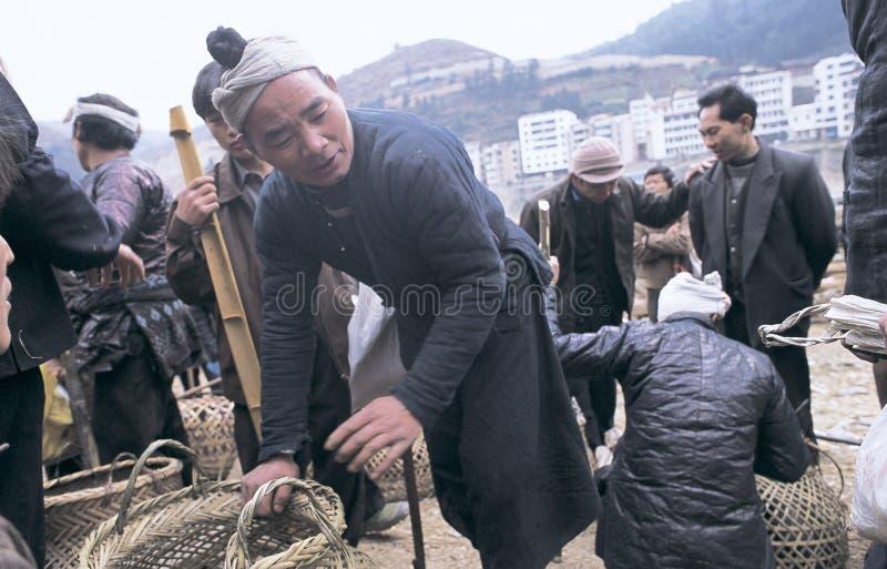 Download Hmong no sudoeste China foto editorial. Imagem de mercado - 29839681