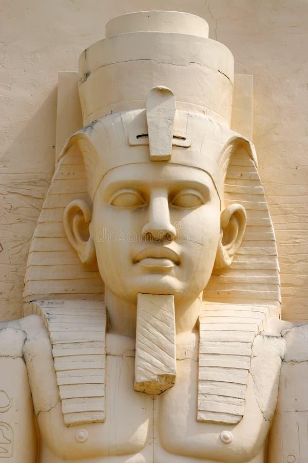 O Pharaoh imagens de stock
