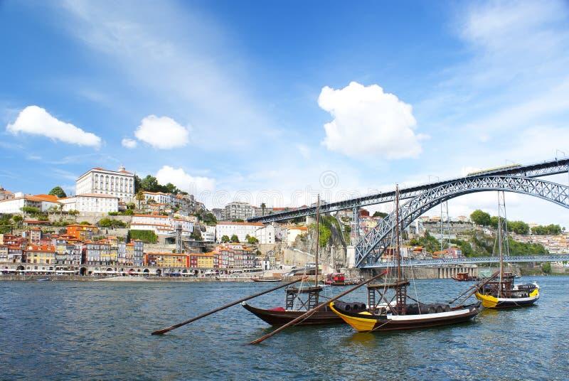 O Porto foto de stock
