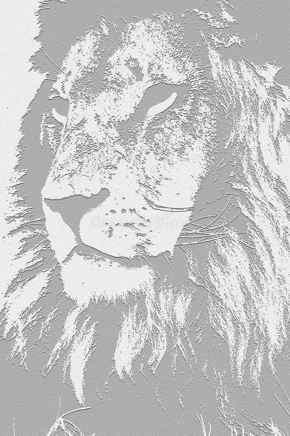 O rei. ilustração do vetor