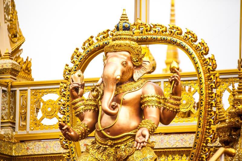 O rei real Rama da pira funerária fúnebre a 9a de Tailândia fotos de stock royalty free