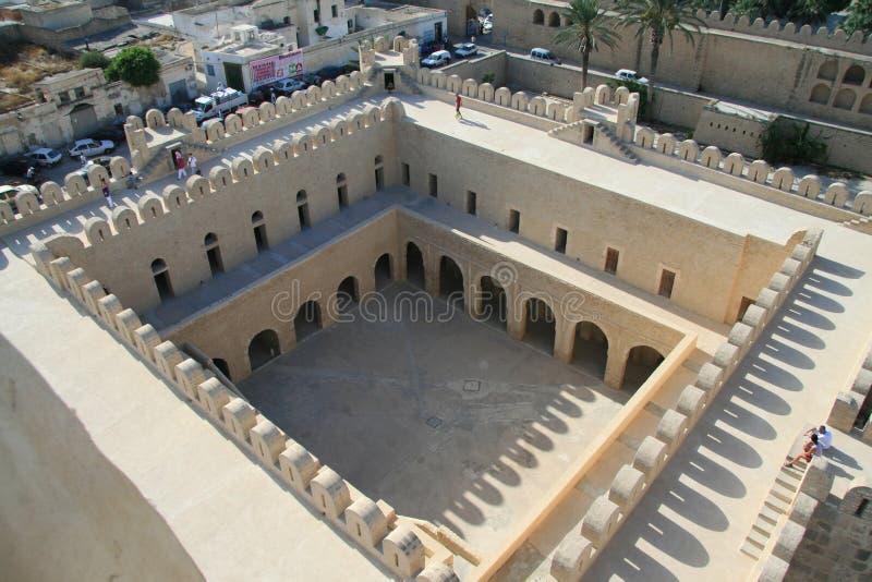 O Ribat de Sousse fotografia de stock royalty free