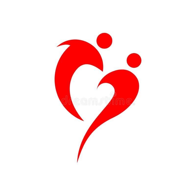 O símbolo do ícone dos pares convida imagem de stock