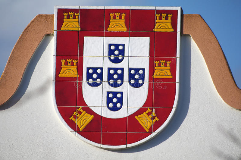 Protetor português fotos de stock royalty free