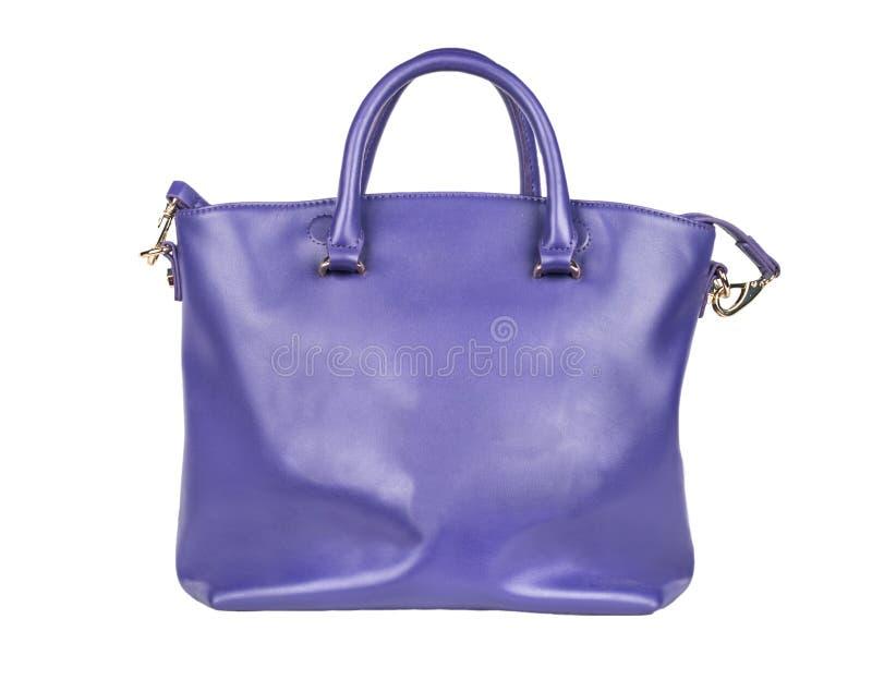 O saco de mulheres elegantes imagens de stock