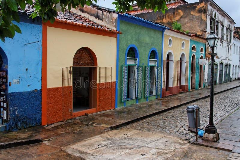 O Sao Luis faz Maranhao imagem de stock royalty free