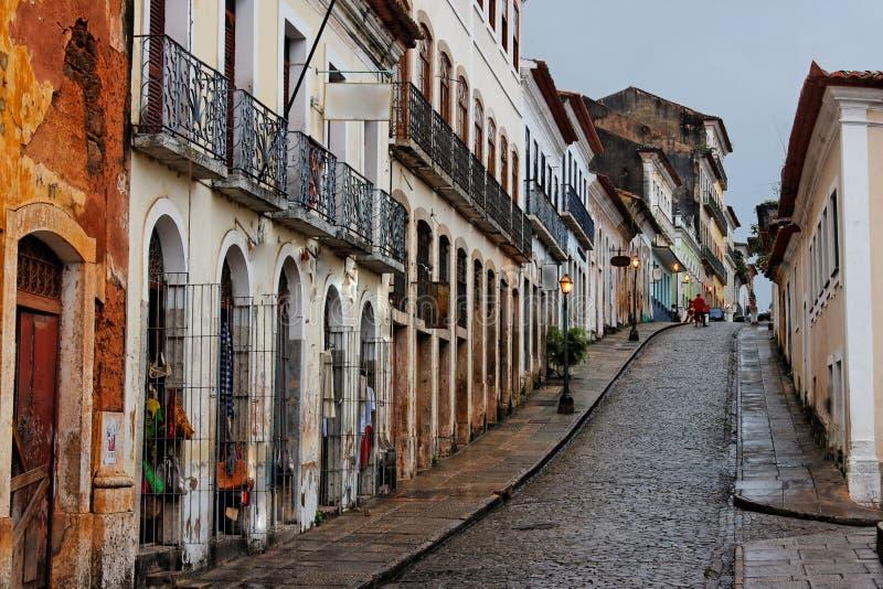 O Sao Luis faz Maranhao fotografia de stock