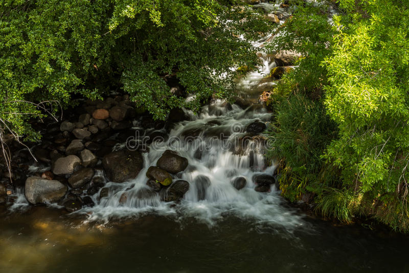 O Sedona bonito e diverso o Arizona imagem de stock