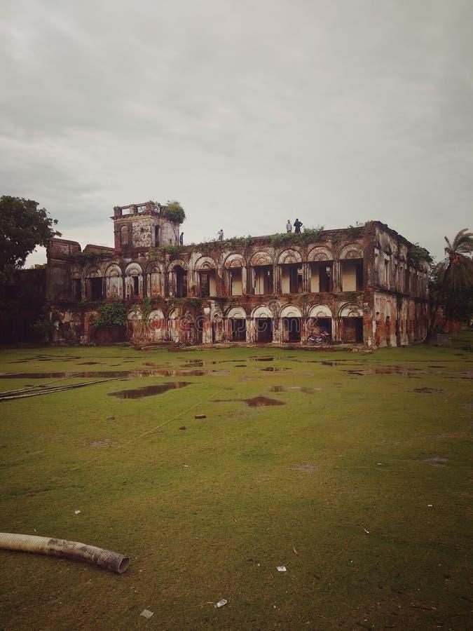 O Sosur bari do poeta Kazi Nazrul Islam fotos de stock royalty free