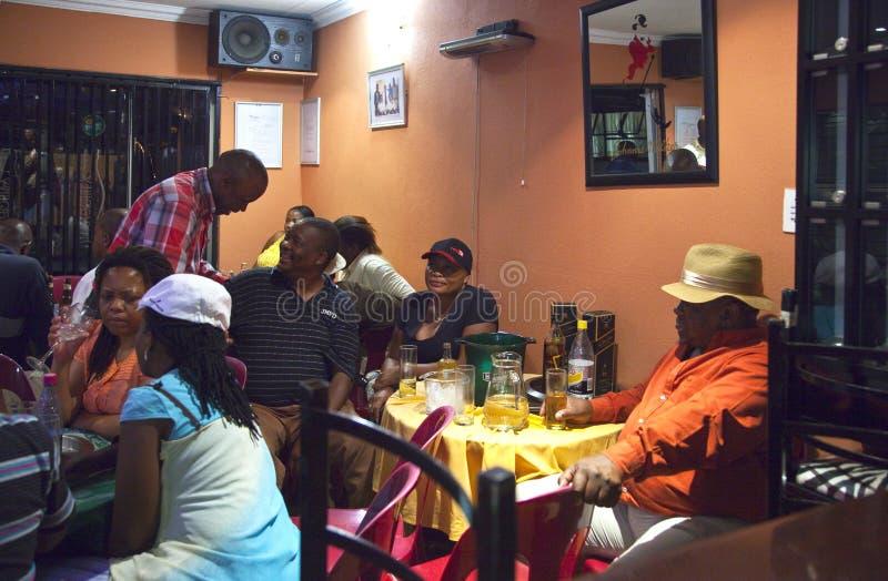 O Soweto crescente fotografia de stock royalty free