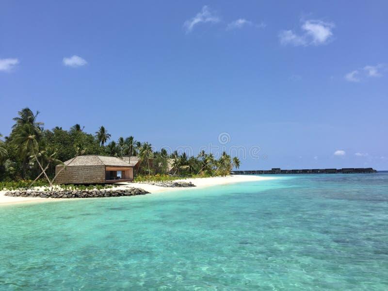 O St Regis Maldives fotos de stock