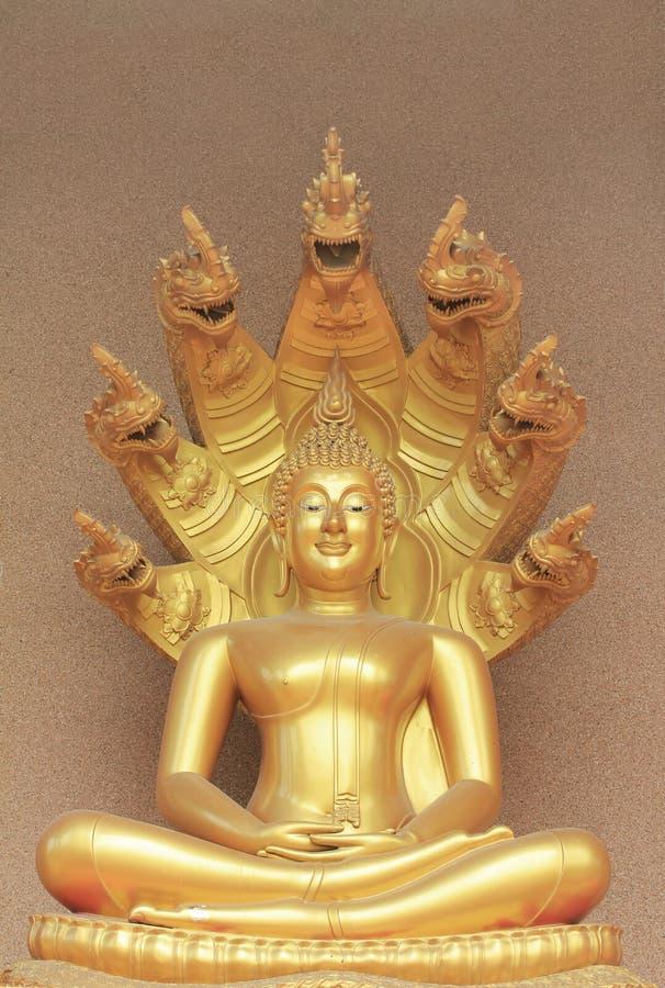 O status de Buddha fotografia de stock royalty free